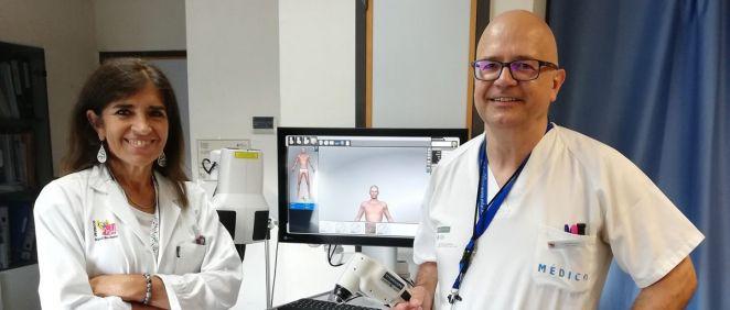 El General de Alicante invierte para el diagnóstico precoz del melanoma (Foto. Generalitat Valenciana)