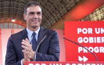 Pedro Sánchez, presidente del Gobierno en funciones y secretario general del PSOE (Foto: Flickr PSOE)
