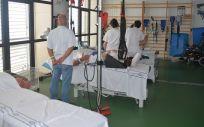 Unidad de Lesionados Medulares del Servicio de Rehabilitación y Medicina Física del Complejo Hospitalario Universitario Insular Materno Infantil (Foto. Gobierno de Canarias)