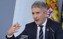El ministro del Interior, Fernando Grande-Marlaska (Foto: La Moncloa)