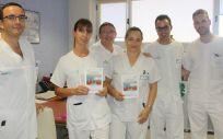 Profesionales del Hospital General Mancha Centro (Foto. Sescam)