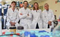 Investigadores del Idibaps (Foto. Clinic Barcelona)
