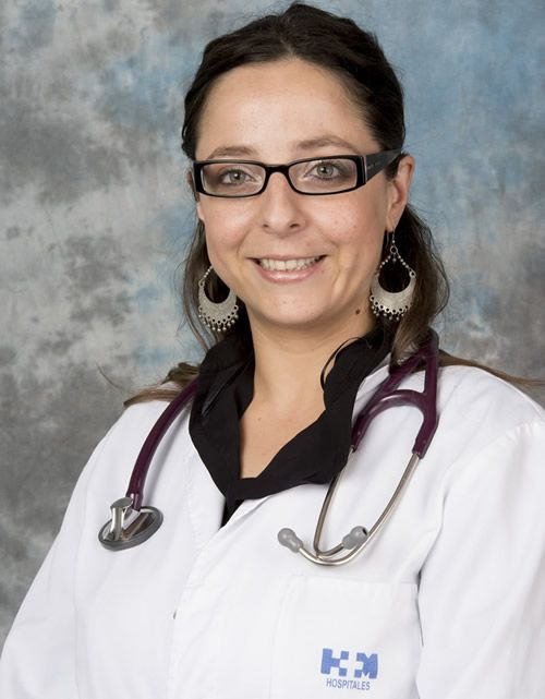 Dra. Valentina Bora (Foto. HM Hospitales)