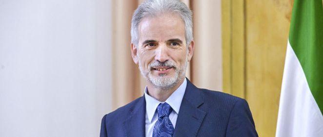 Aquilino Alonso, exconsejero de Salud de Andalucía (Foto. Junta de Andalucía)