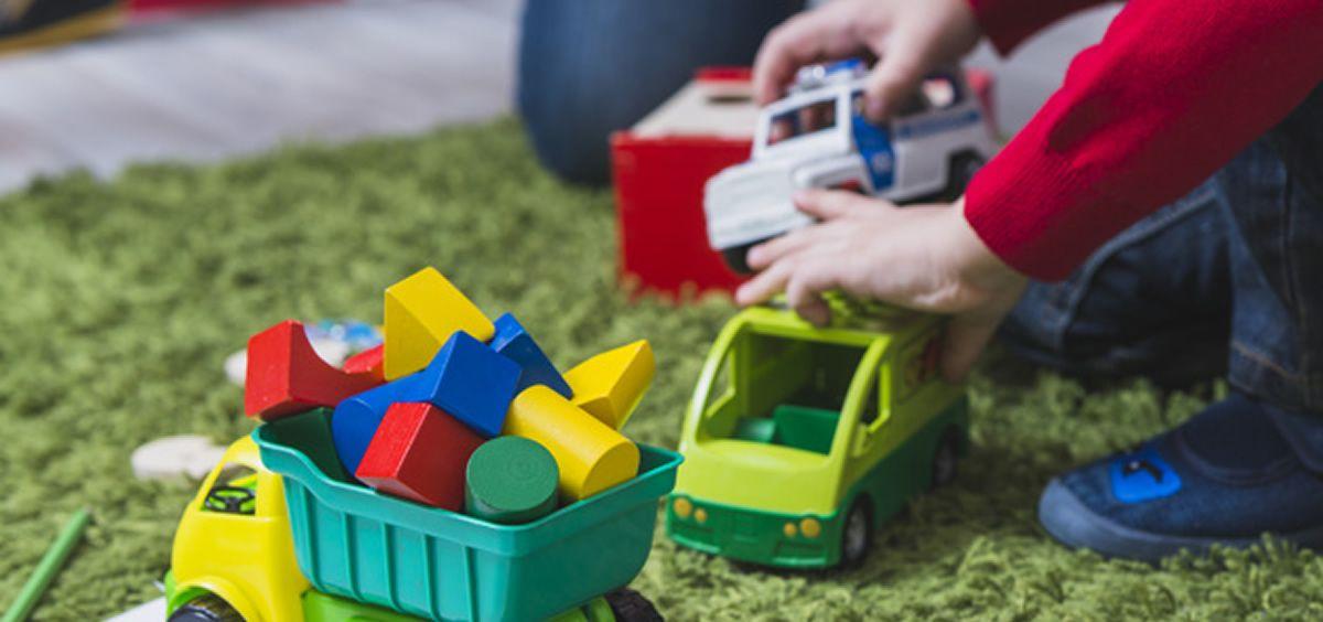 Niño jugando (Foto. Freepik)