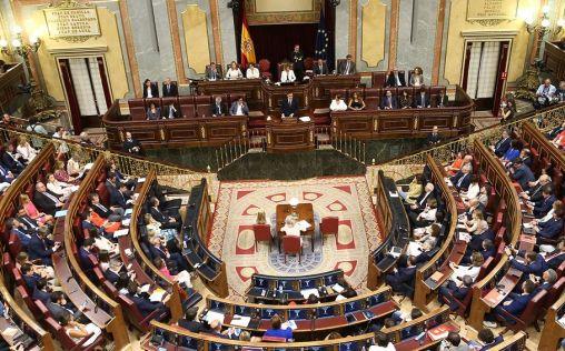 La ley de eutanasia abre el debate en el Congreso a pesar del Gobierno en funciones