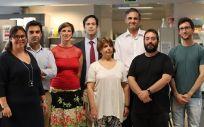 Investigadores del Centro Nacional de Investigaciones Cardiovasculares (CNIC) y del Hospital Puerta de Hierro Majadahonda. (Foto. CNIC)