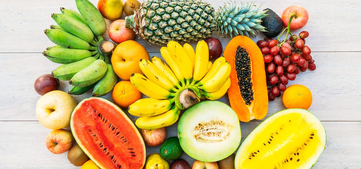 Cada aumento de 66 gramos por día en la ingesta total de frutas y verduras se asocia con un riesgo 25% menor de desarrollar diabetes tipo 2 (Foto. Freepik)