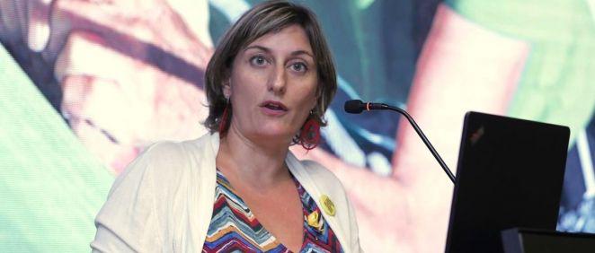 Alba Vergés, consejera de Salud de Cataluña (Foto: @albaverges)
