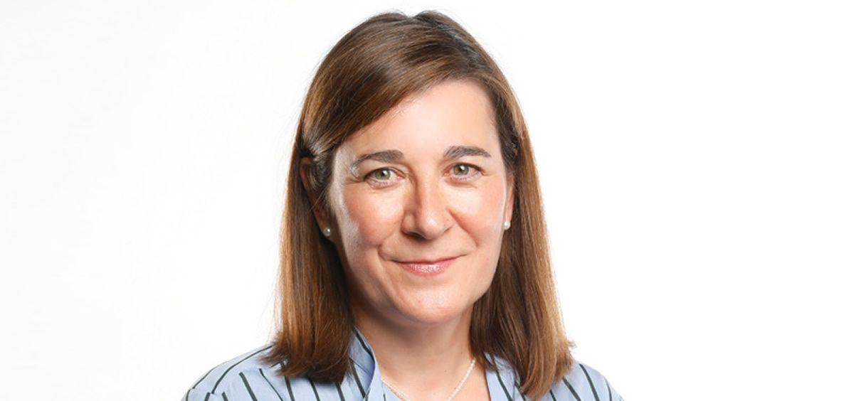 Sara Alba, consejera de Salud de La Rioja (Foto. Gobierno de La Rioja)