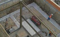Obras del  Hospital de la Ribera (Foto. Generalitat Valenciana)