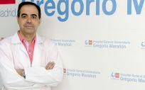 El Dr. Javier de Miguel (Foto. Hospital Gregorio Marañón)