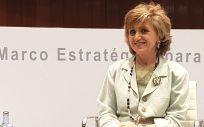 María Luisa Carcedo, ministra de Sanidad en funciones (Foto. ConSalud.es)