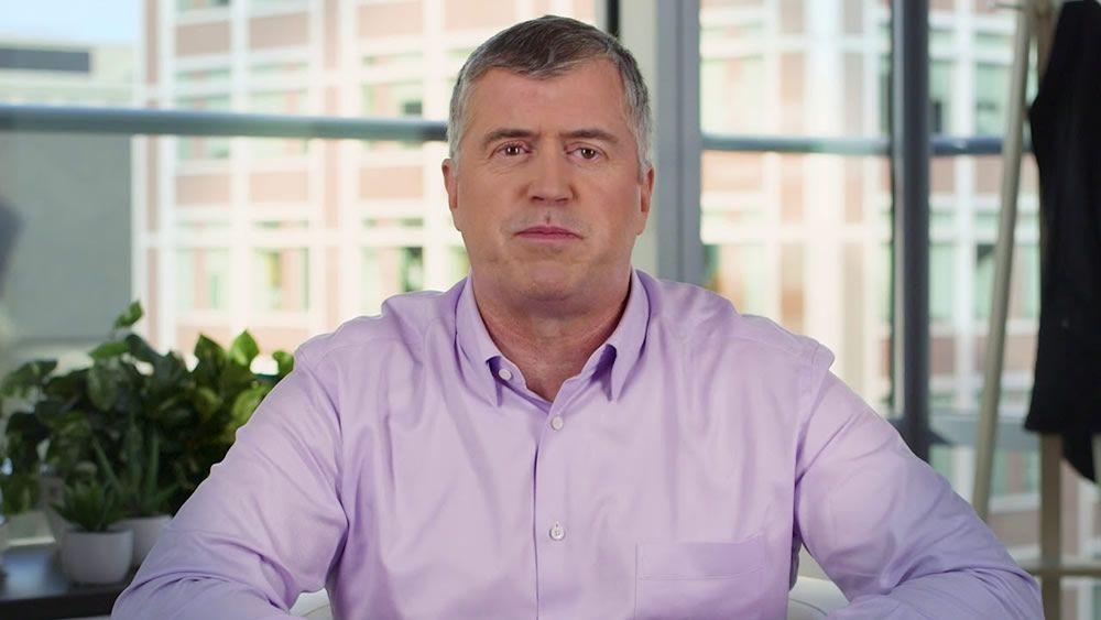 Kevin Burns, CEO de Juul Labs (Foto. Juul)