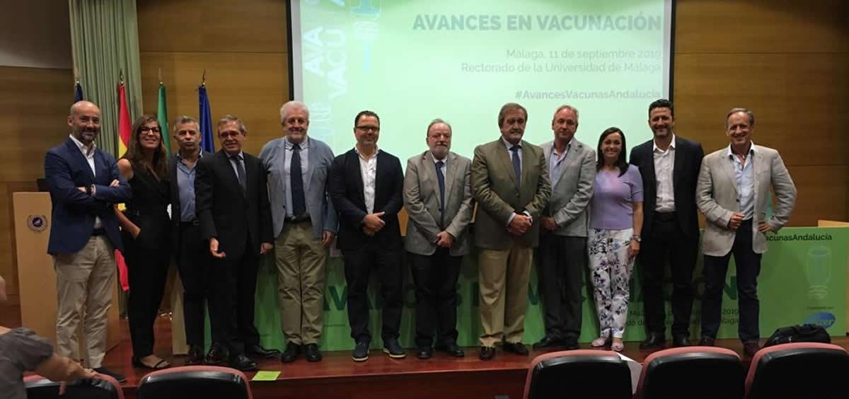 I Jornadas Avances en Vacunas (Foto. Junta de Andalucía)