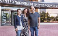 Investigadores del CNIO (Foto. CNIO)