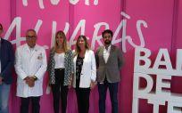 La consejera de Salud y Consumo, Patricia Gómez, ha visitado este viernes las instalaciones. (Foto. Gobierno Islas Baleares)