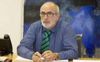 Miguel Rodríguez, consejero de Sanidad de Cantabria (Foto: Gobierno de Cantabria)