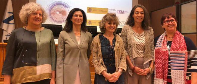Inauguración de la 11ª edición del Diploma de Salud Pública y Género (Foto: Ministerio de Sanidad)