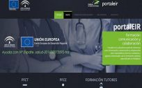 Portal de la Junta de Andalucía para los especialistas internos residentes (Foto: Junta de Andalucía)