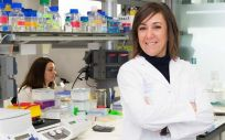 La doctora Sandra Peiró, investigadora principal del Grupo de Dinámica de la Cromatina en Cáncer del Vall d'Hebron Instituto de Oncología (VHIO) (Foto: Vall d'Hebron)