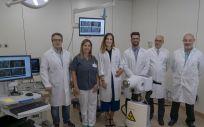 Unidad de Braquiterapia del Hospital Quirónsalud de Barcelona (Foto. ConSalud)