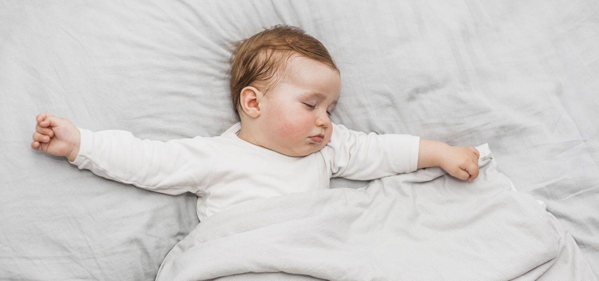 La apnea en niños de 1 a 23 meses es un trastorno multifactorial (Foto. Freepik)