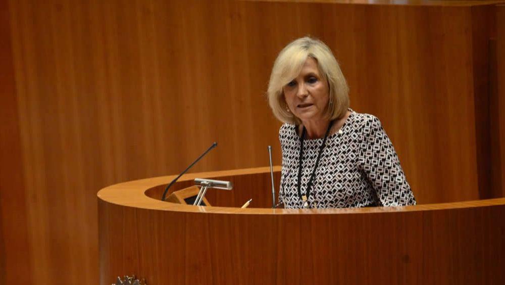 Verónica Casado, consejera de Sanidad de Castilla y León. (Foto. ConSalud)