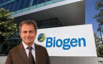 Michel Vounatsos, CEO de Biogen.