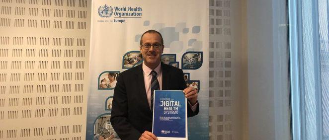 El Dr. Hans Kluge, nuevo director en Europa para la OMS (Foto. @hans kluge)