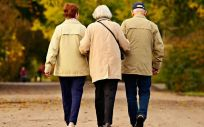 El alzhéimer, primera causa de discapacidad entre personas de edad avanzada (Foto. Pixabay)