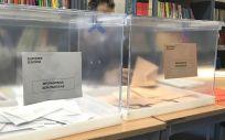 Urnas para unas elecciones generales (Foto: ConSalud)