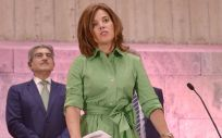 Teresa Cruz toma posesión como consejera de Sanidad de Canarias (Foto: Gobierno de Canarias)
