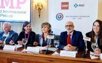 María Luisa Carcedo en el debate sobre estrategias de inmunización (Foto. ConSalud)