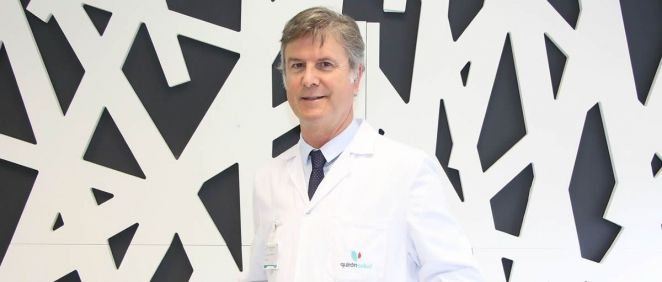 Gurutz Linazasoro, neurólogo de Policlínica Gipuzkoa (Foto: Quirónsalud)