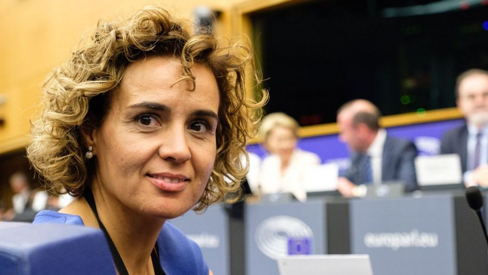 Dolors Montserrat, portavoz del PP en el Parlamento Europeo (Foto: EPP)