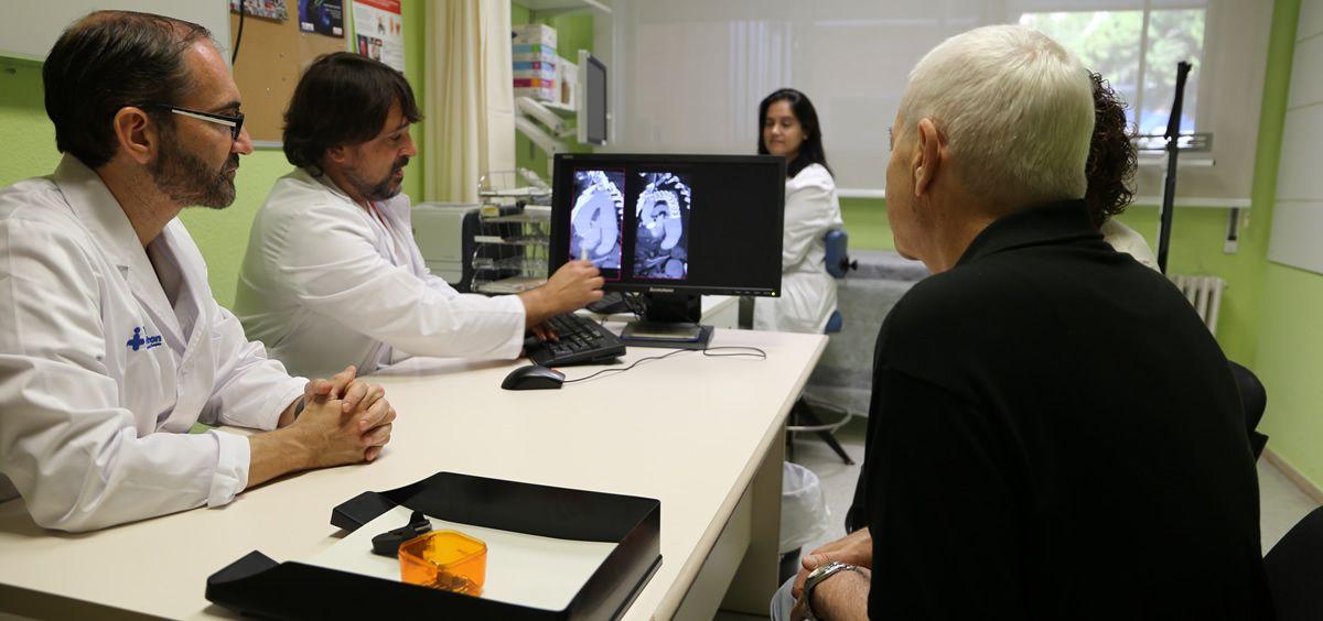 Unidad Multidisciplinaria de Enfermedades de la Aorta de Vall d'Hebron (Foto. Hospital Vall d´Hebron)