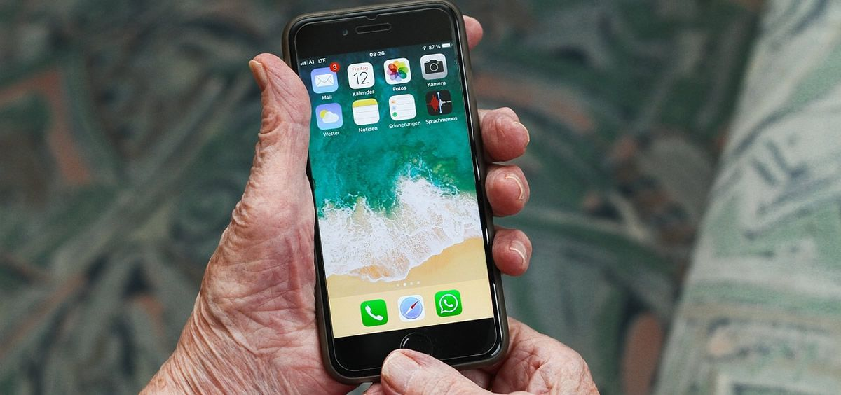 Las cinco apps más útiles para personas con alzheimer (Foto. Pixabay)