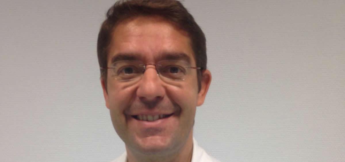 Fernando Fernández Bueno, portavoz de la Plataforma para la Reducción del Daño por Tabaquismo
