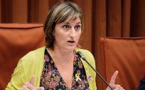La consejera de Salud, Alba Vergés (Foto: Generalitat de Cataluña)