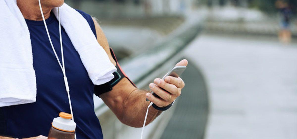 Hombre realizando actividad física (Foto. Freepik)
