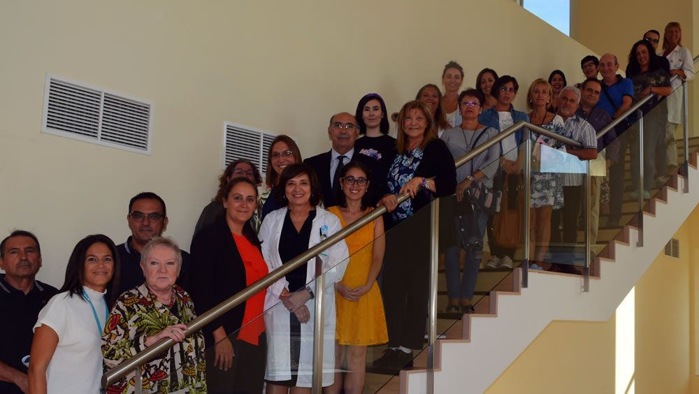 Consejo de Pacientes (Foto. Hospital de Torrejón)