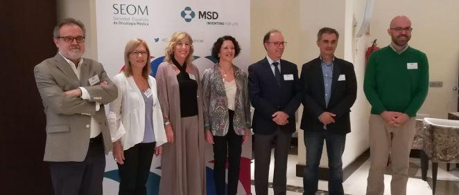Inauguración del 'XI Seminario de Periodistas - Curar y Cuidar en Oncología', impulsado por SEOM y MSD (Foto: ConSalud.es)