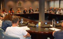Asamblea General de la Organización Colegial de Enfermería. (Foto. ConSalud)