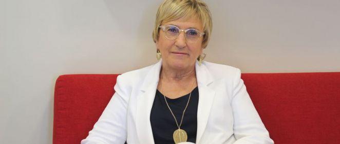 Ana Barceló, consejera valenciana de Sanidad (Foto: GVA)