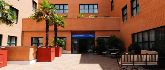 Fachada del Hospital La Moraleja Sanitas (Foto Sanitas)