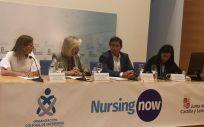 Presentación de la campaña ''Nursing Now'' (Foto. ConSalud)