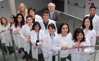 Investigadores del Ciberonc (Foto. ConSalud)