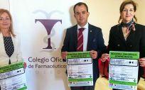 El COF de Toledo en la campaña ''Con círculo, siempre receta'' (Foto. ConSalud)