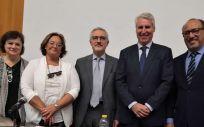 Acuerdo entre el SAS e Ingesa (Foto. Twitter Consejería de Sanidad de Andalucía)